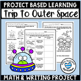 Project Based Learning Math 5th Grade Activity Trip To Outer Space