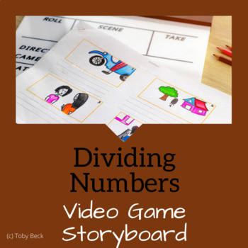 Math: Divide Multi Digit Numbers - STEM Apply Math to an Authentic Problem