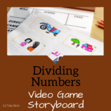 Math: Divide Multi Digit Numbers - STEM Apply Math to an A