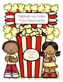 Project Based Learning: Movie Theatre (Multiplication and Divison)