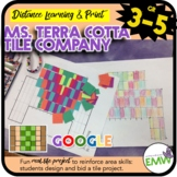 Project Based Learning Ms. Terra Cotta Tile Company Math Area Focus