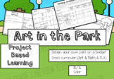 "Project Based Learning Multiplication and Art ""Art in the Park"""
