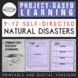 Project-Based Learning: Natural Disasters (for beginner PBL learners)