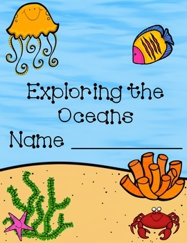 Project Based Learning-Oceans