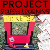 Project Based Learning Open A Racetrack with STEM Activiti
