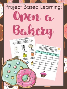 Project Based Learning: Open a Bakery