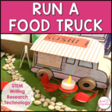 FOOD TRUCK PROJECT | PROJECT BASED LEARNING MATH, STEM | Digital and Printable