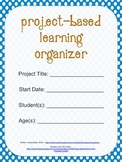 Project-Based Learning Organizer