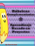 Aprendizaje Basado en Proyectos- ABP (Rúbricas).