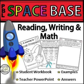 pbl project based learning create design a space base math english