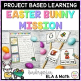 Easter Project Based Learning April - Kindergarten