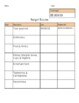 Project Based Learning: Party Planning Project