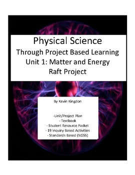 Project Based Learning Physical Science Unit 1: Understanding Matter and Energy