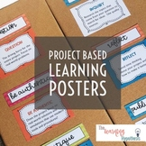 Project Based Learning Posters