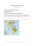 Project- Colonial Period (US History)