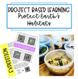 Project Based Learning: Protect Earths Habitats