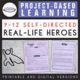 Project-Based Learning: Real Life Heroes (for beginner PBL learners)