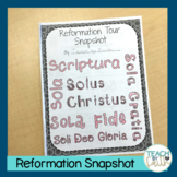 Project Based Learning: Reformation Tour Snapshot (PBL)