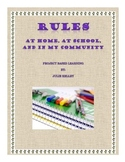 Project Based Learning: Rules