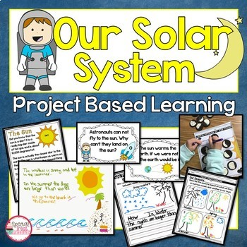 Solar System Project   Project Based Learning