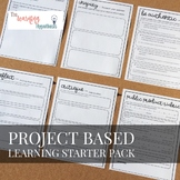 Project Based Learning Starter Pack