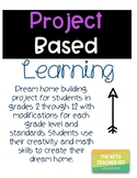Project Based Learning ~Student Dream Home~