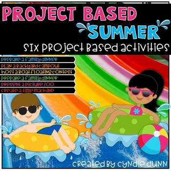 Project Based Summer