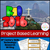 SUMMER OLYMPIC GAMES - Research, Editable Brochure & Power