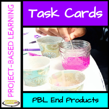 Project-Based Learning Task Cards