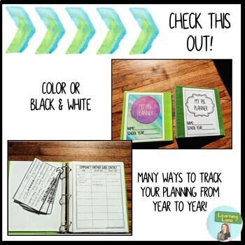 Project Based Learning Lesson Plan Template Unit Planner ...