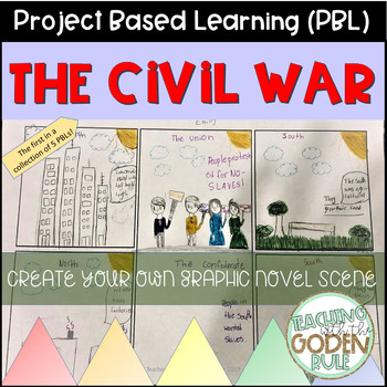 Project Based Learning-The Civil War