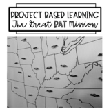 Project Based Learning: The Great Bat Mission