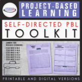 Self-Directed Project-Based Learning Toolkit {Google Class