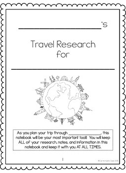 Project Based Learning: Traveling on a Budget Common Core Math + Social Studies