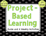 Project-Based Learning Weekly Task Card Activities