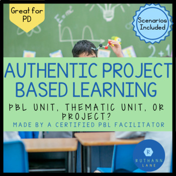Project Based Learning: What is it?