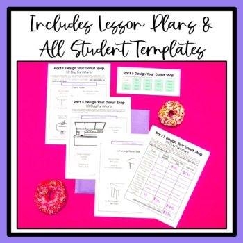 4th Grade Math Project Based Learning   Business Math PBL