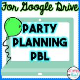 Google Classroom Distance Learning PBL Math