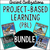 Project Based Learning Activities: Social Studies PBL BUNDLE