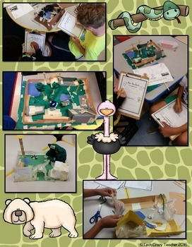 Project Based Learning with STEM: Animal Enclosures