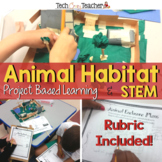 Project Based Learning with STEM: Animal Habitats and Enclosures