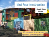 Project-Based Spanish Language Learning: Meet Rosa from Argentina