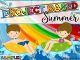 Project Based Summer SAMPLER