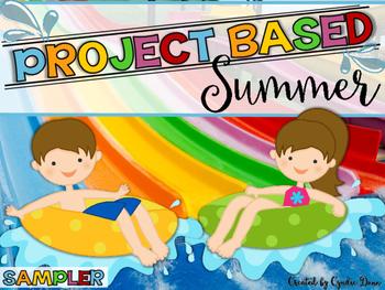 Project Based Summer SAMPLER