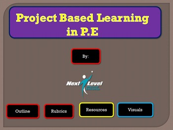 Project Based learning in P.E