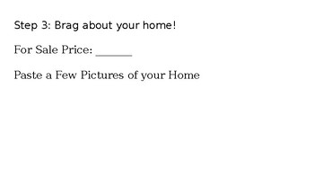 Project: Buying a Home