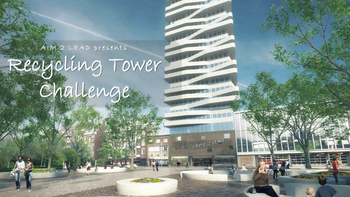 Project Challenge: Recycling Tower