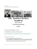 Project: Civil War and Reconstruction (US History)