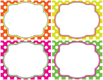 Project Covers Set 1 {EDITABLE}