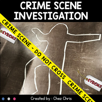 Project: Crime Scene - do not cross ! - Solve the crime